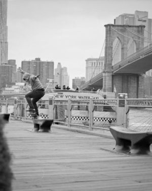 SKATEBOARDING ON FILM